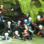 Big sortie Soissons escalade Canyon des Gorges de Chaley
